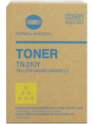Toner Originale Giallo DEVELOP 4053-505