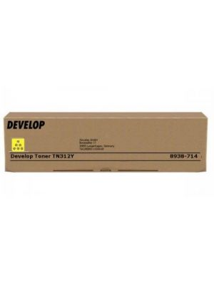 Toner Originale Giallo DEVELOP 8938-714