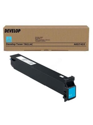 Toner Originale Ciano DEVELOP A0D74D3