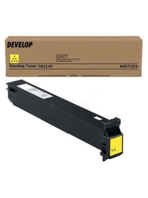 Toner Originale Giallo DEVELOP A0D72D3