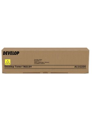 Toner Originale Giallo DEVELOP A11G2D0