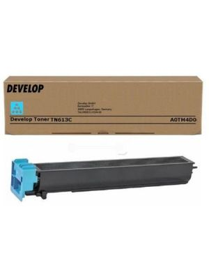 Toner Originale Ciano DEVELOP A0TM4D0