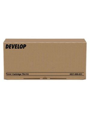 Toner Originale Nero DEVELOP 4827000031
